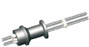 Power Vacuum Feedthrough 3000V NW Flange