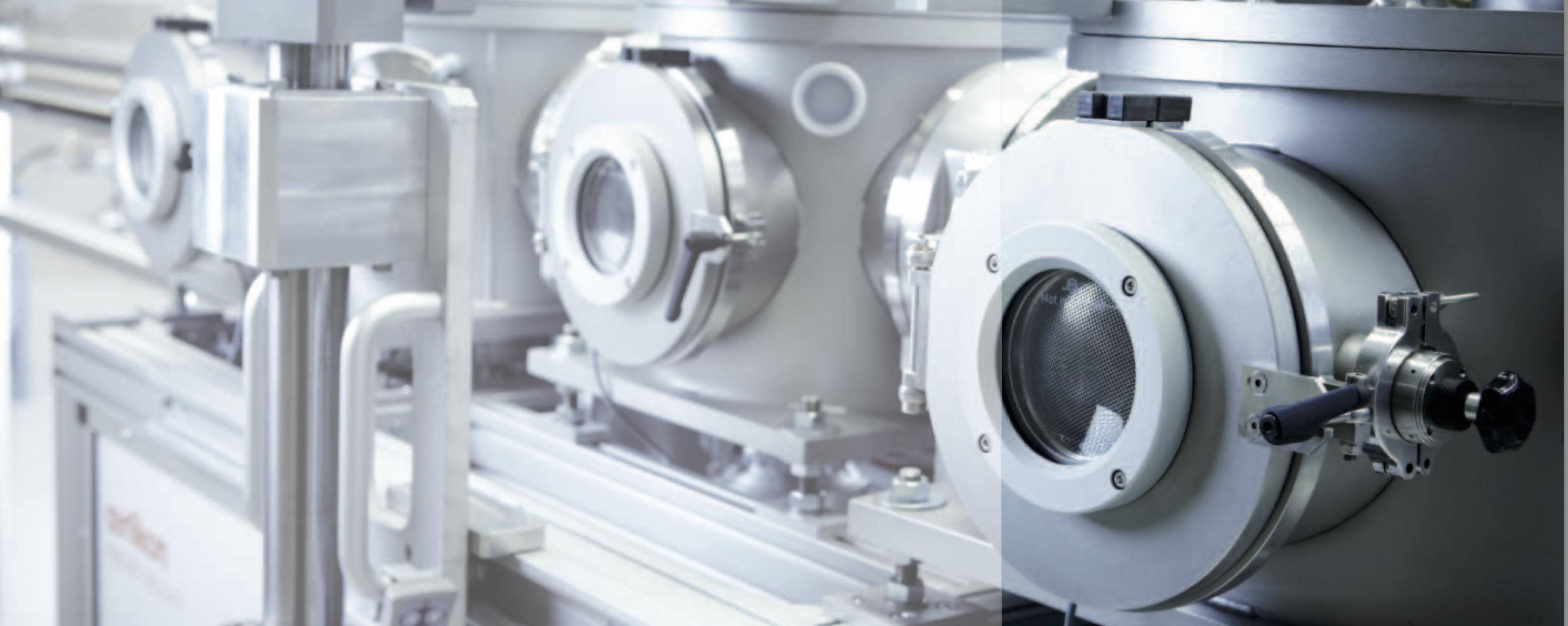 Thin Film Deposition for Vacuum Coating
