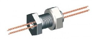 power vacuum feedthrough 1000V
