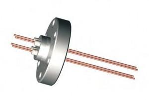 Vacuum feedthrough power 1000V
