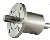 rotary seal vacuum feedthrough