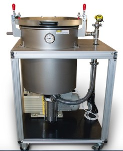 Vacuum Cart Mounted Degassing Systems