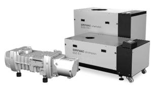 Dry Vacuum Pump to Oil Vacuum Pump Comparison -