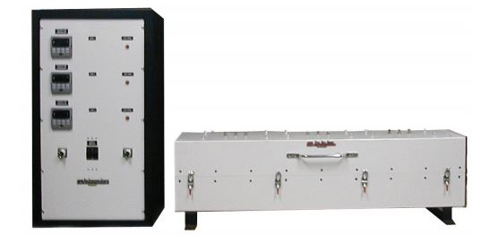 high temp furnace for atmospheric and vacuum applications
