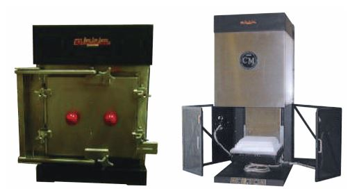 high temp box furnace for atmospheric and vacuum applications
