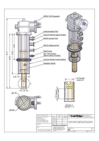 laboratory cryo-cooler