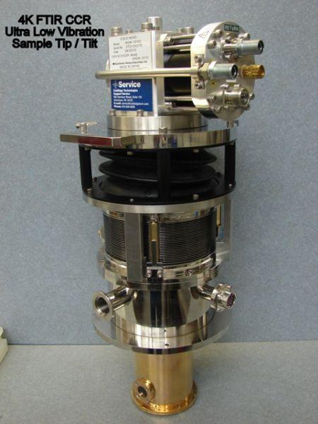 Laboratory-Cryocooler-FTIR-Sample-Tilt