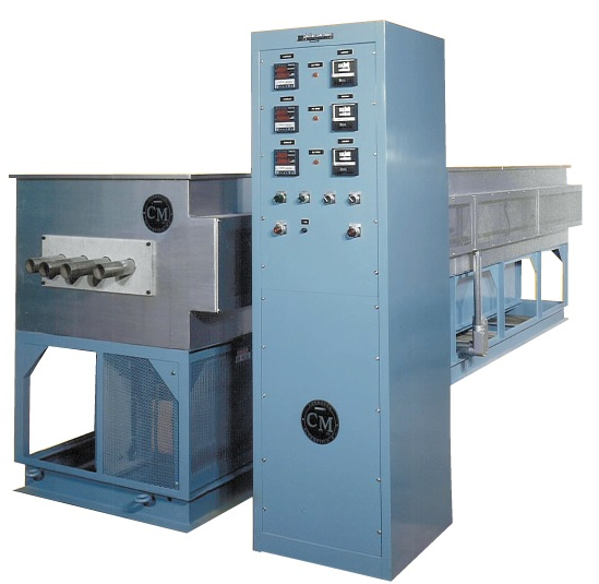 High Temperature Production Furnace- Strand Annealing