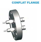 SHV Vacuum Feedthrough Con-Flat