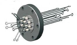 Thermocouple Vacuum Feedthrough CF Flange