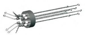 Thermocouple Feedthrough- Screw Connector Weld Flange