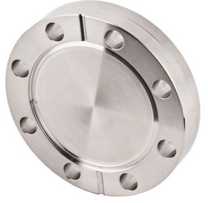 Con Flat Blank Flange
