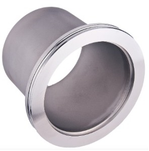 high vacuum flanges and fittings - ISO-K vacuum hardware
