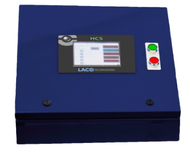 Helium Charge System for helium leak detection