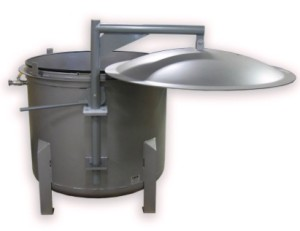 Vacuum Chamber for leak checking, vacuum degassing and other vacuum applications
