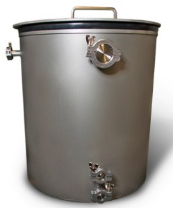 Vacuum chamber for vacuum degassing and other applications