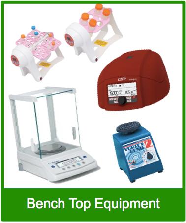 APEX Bench Top Equipment