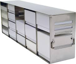 Stainless Steel ULT Freezer Racks