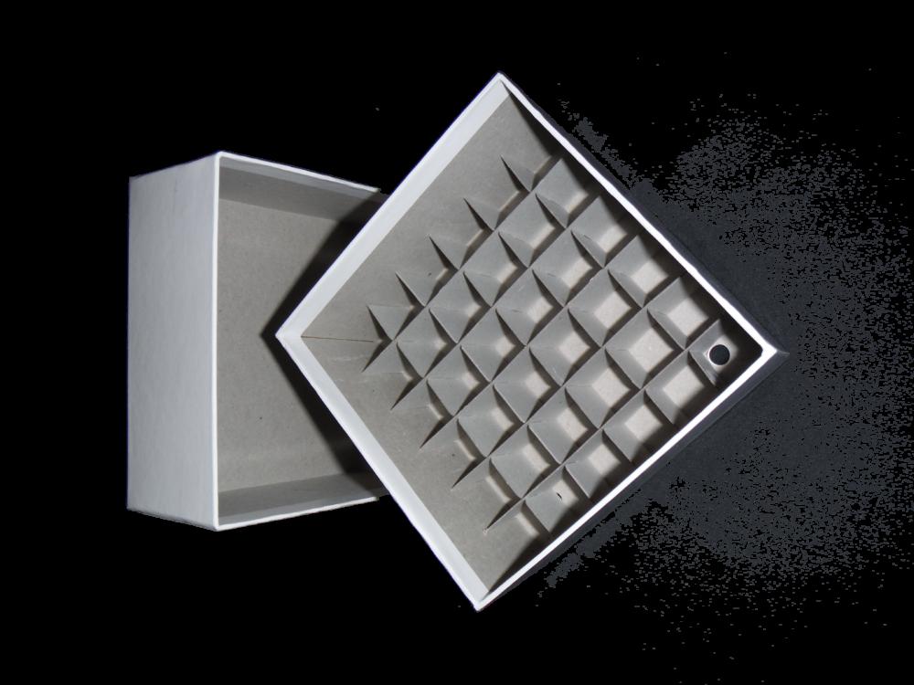APEX White Cardboard Boxes