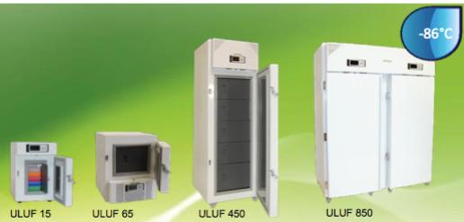 Arctiko Ultra Low Temperature Freezer Line