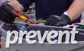 Leak Detection Damage Prevention